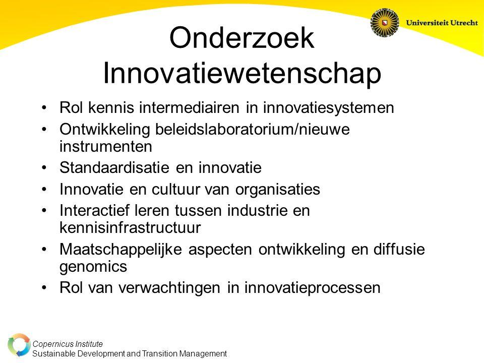 Onderzoek Innovatiewetenschap