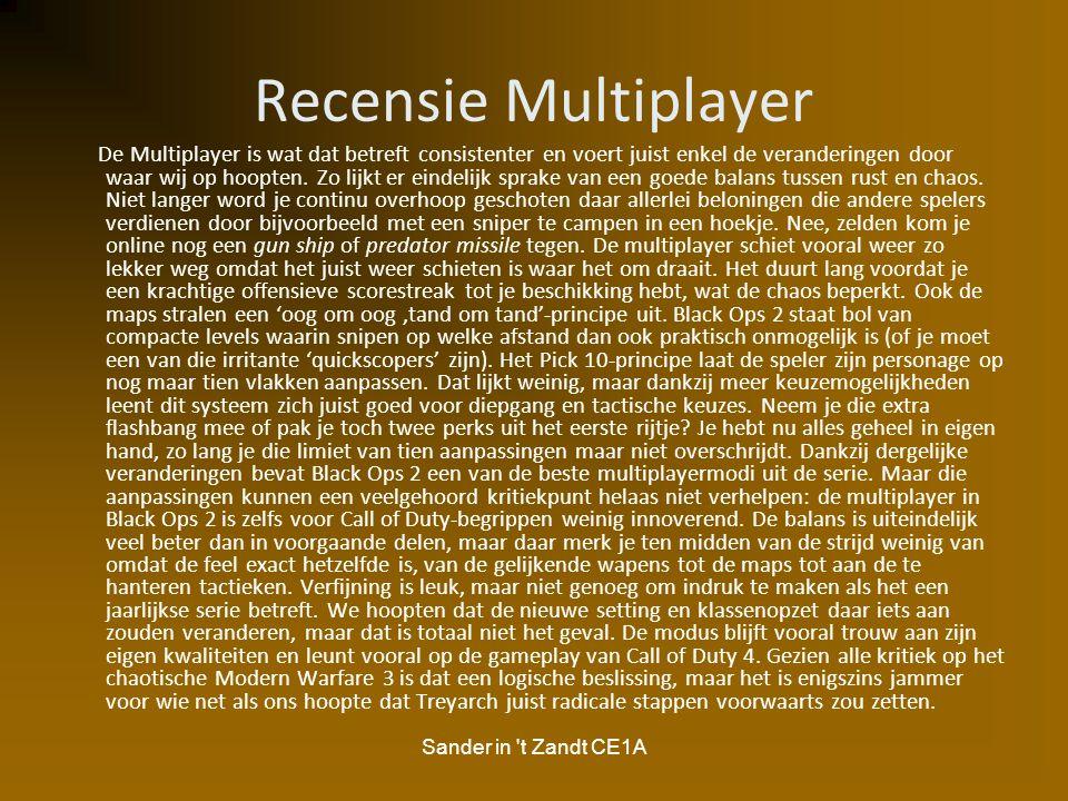 Recensie Multiplayer
