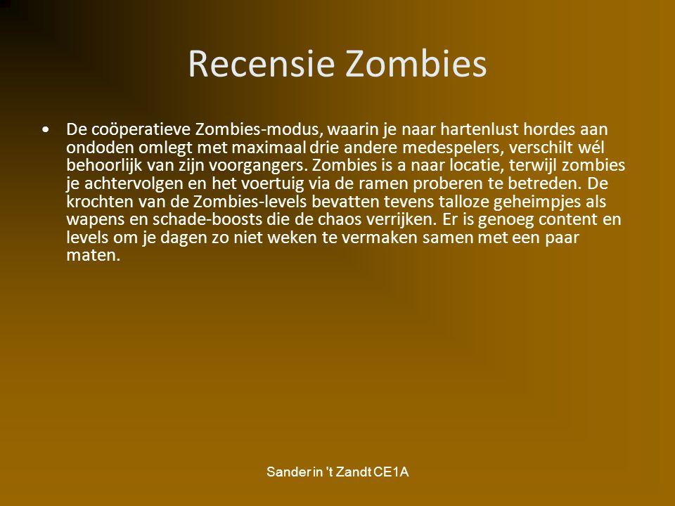 Recensie Zombies