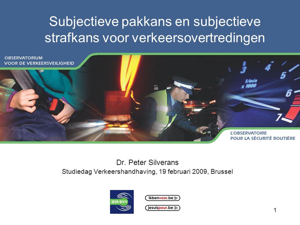 Studiedag Verkeershandhaving, 19 februari 2009, Brussel