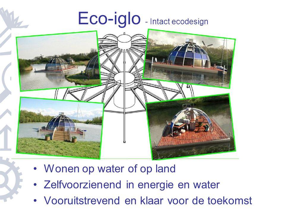 Eco-iglo - Intact ecodesign