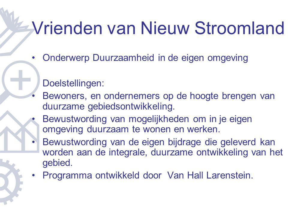 Vrienden van Nieuw Stroomland