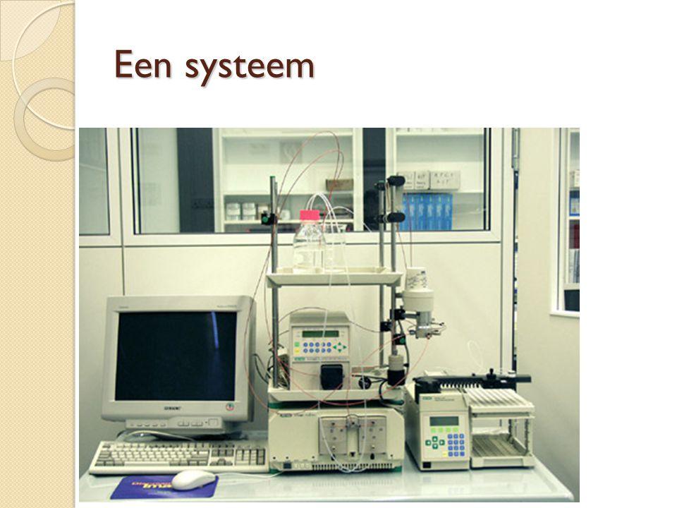 Een systeem