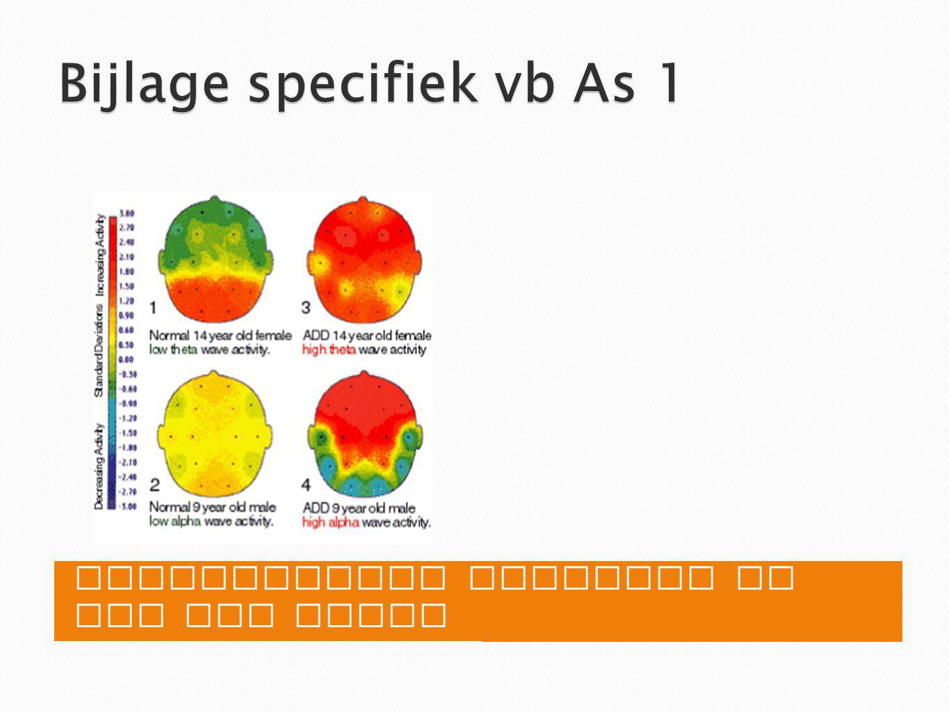 Bijlage specifiek vb As 1