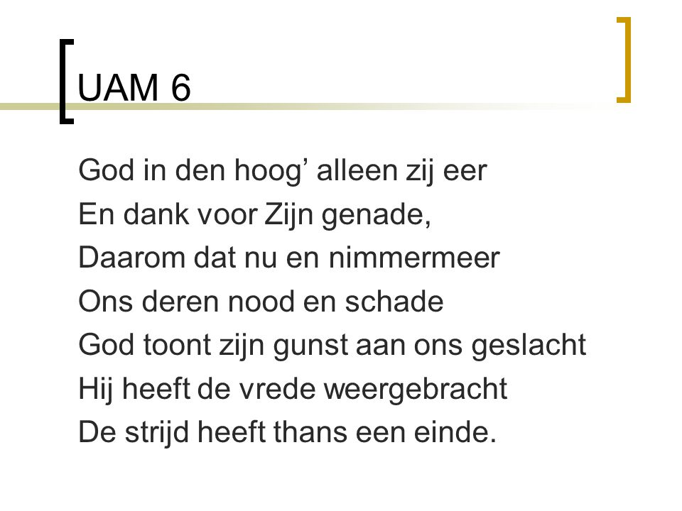 UAM 6