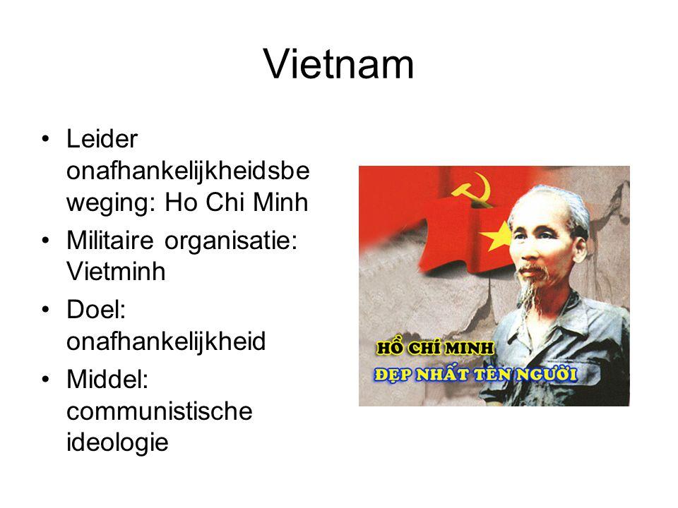 Vietnam Leider onafhankelijkheidsbeweging: Ho Chi Minh