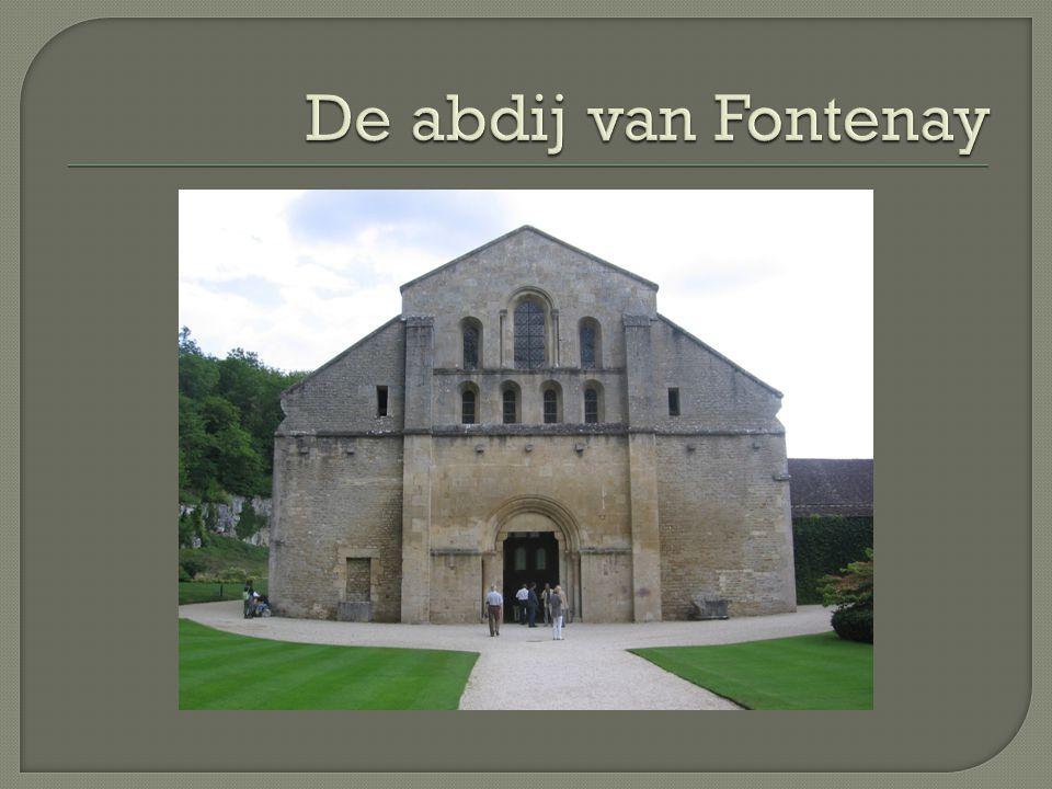 De abdij van Fontenay