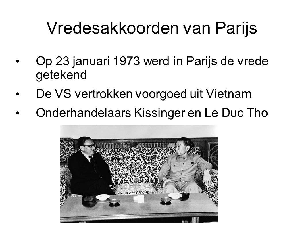 Vredesakkoorden van Parijs