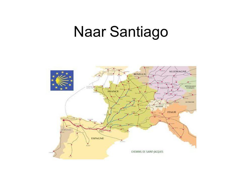 Naar Santiago