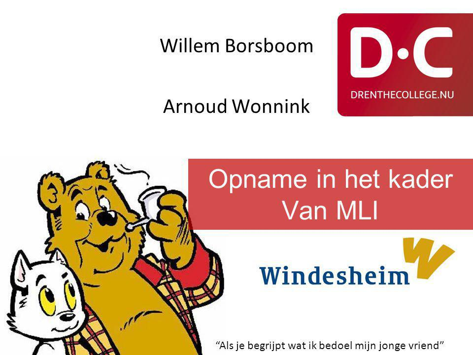 Willem Borsboom Arnoud Wonnink