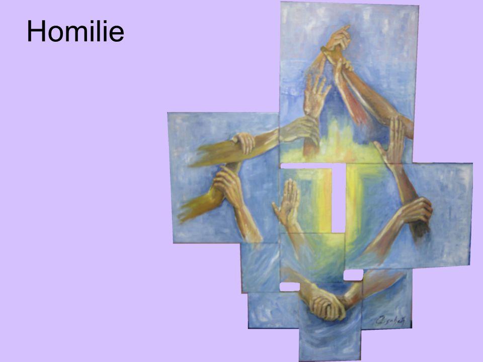 Homilie