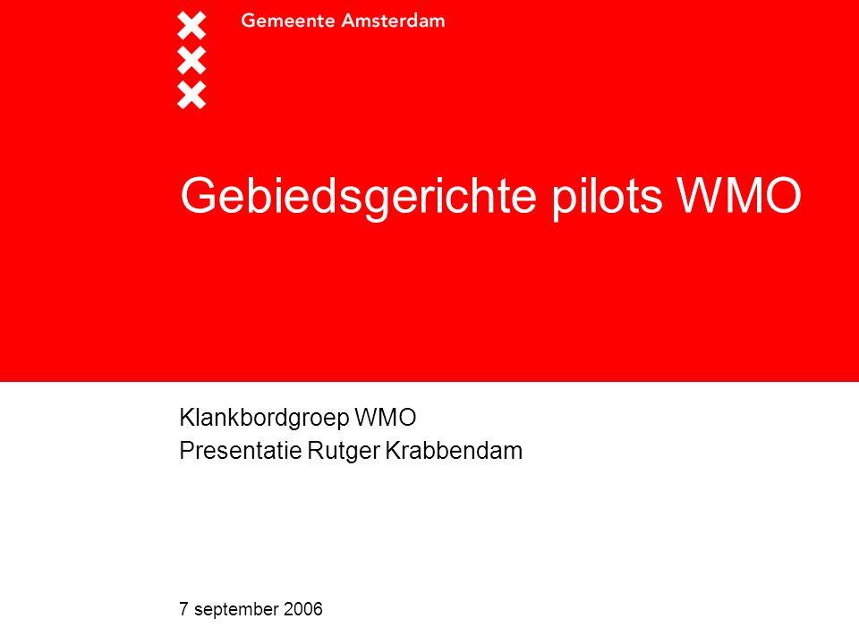 Gebiedsgerichte pilots WMO