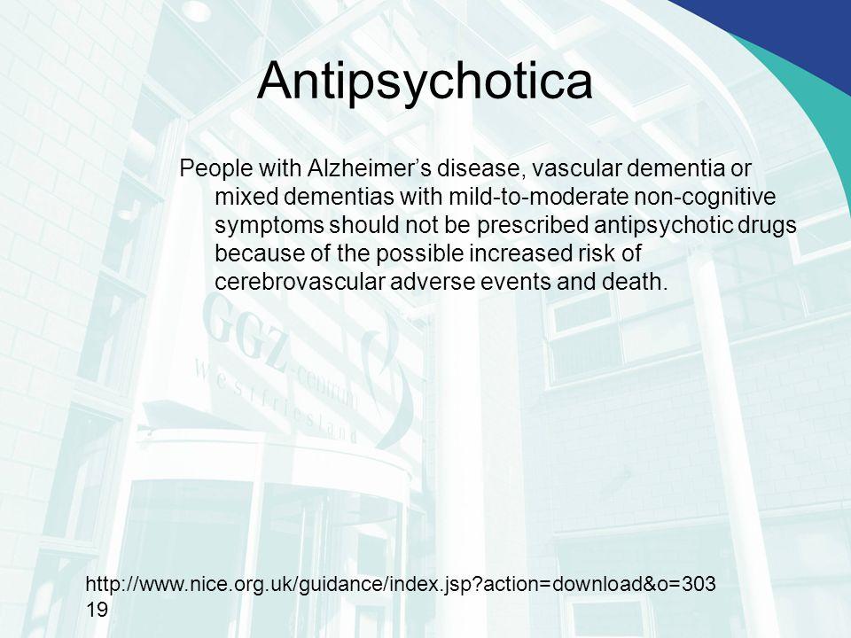 Antipsychotica