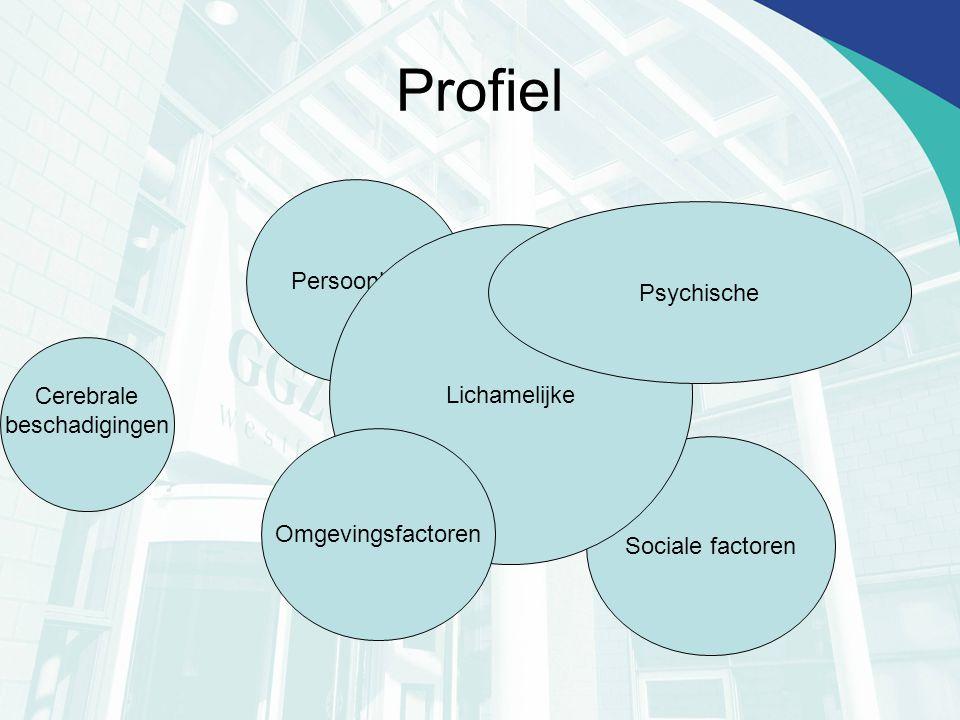 Profiel Persoonlijke Psychische Lichamelijke Cerebrale beschadigingen