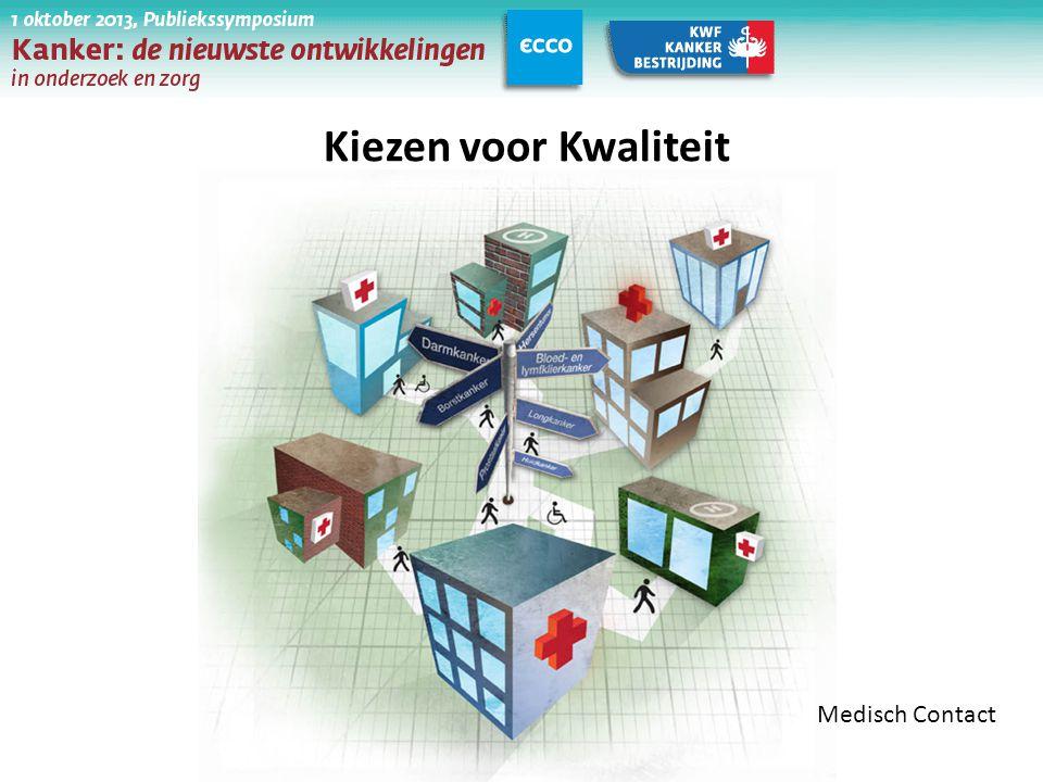 Kiezen voor Kwaliteit Medisch Contact