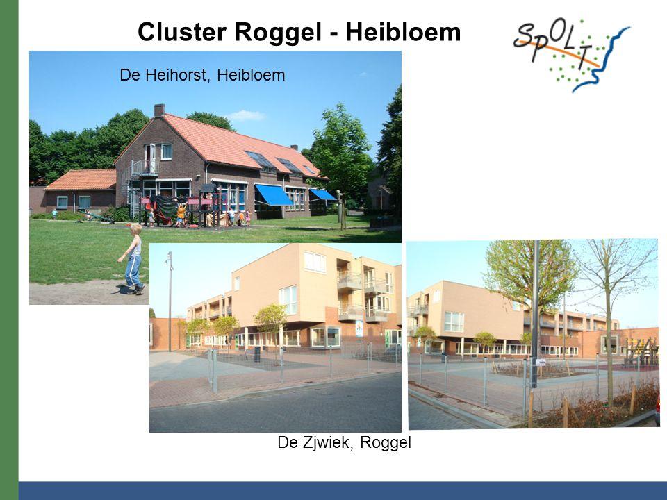 Cluster Roggel - Heibloem