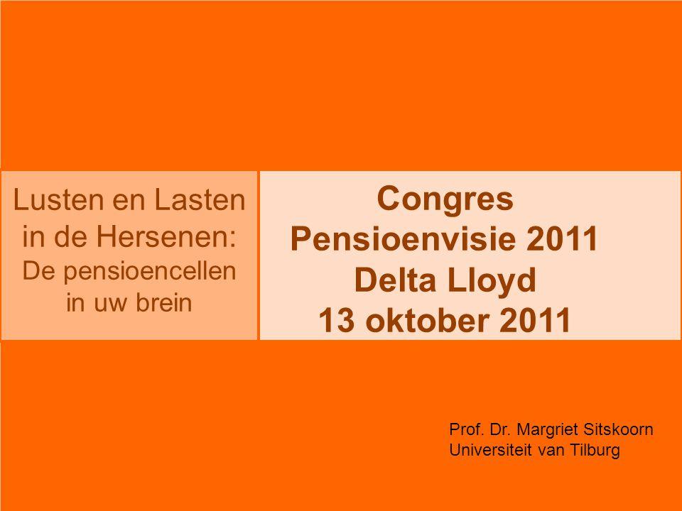 Congres Pensioenvisie 2011
