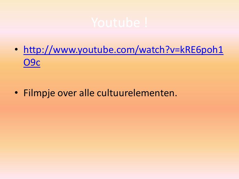 Youtube ! http://www.youtube.com/watch v=kRE6poh1O9c