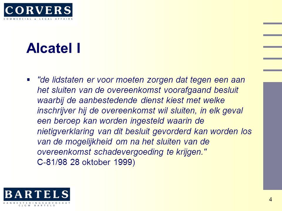 Alcatel I