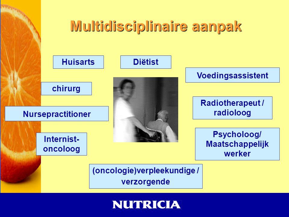 Multidisciplinaire aanpak