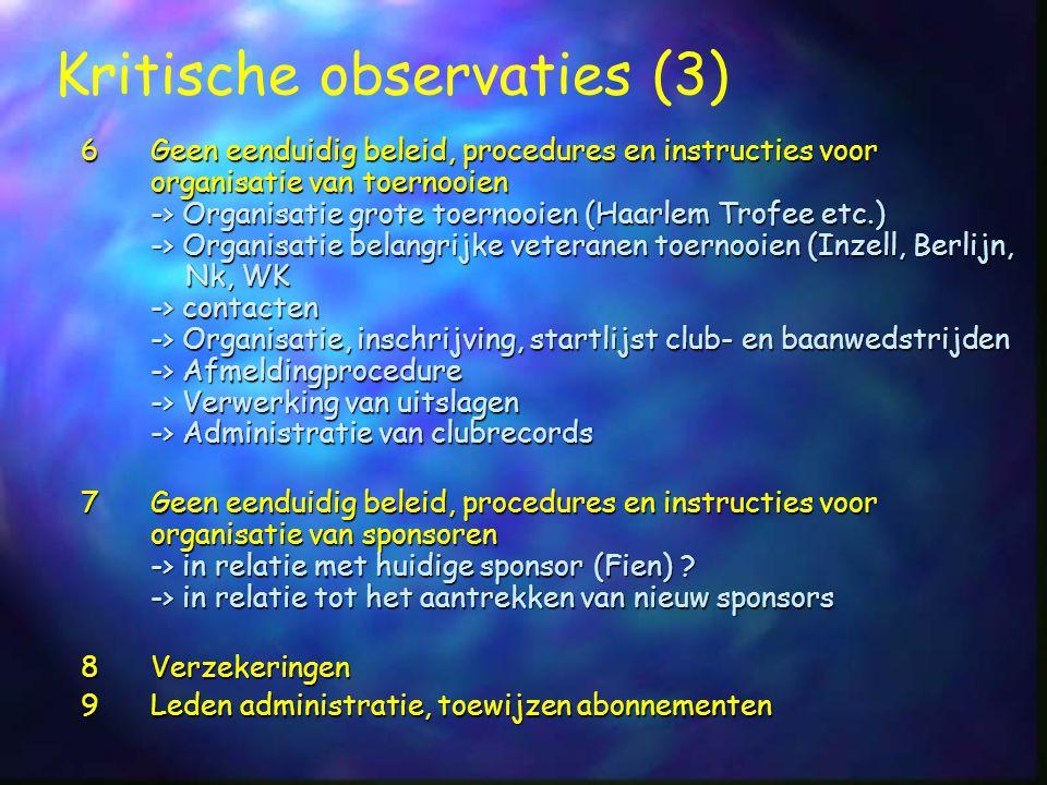 Kritische observaties (3)