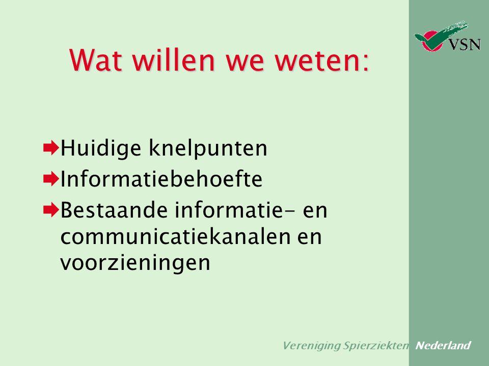 Vereniging Spierziekten Nederland