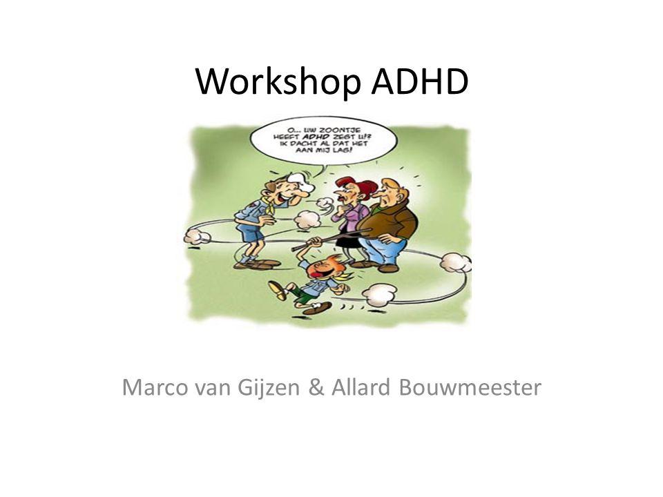Marco van Gijzen & Allard Bouwmeester