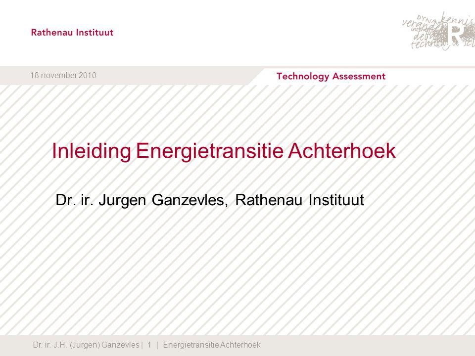 Inleiding Energietransitie Achterhoek