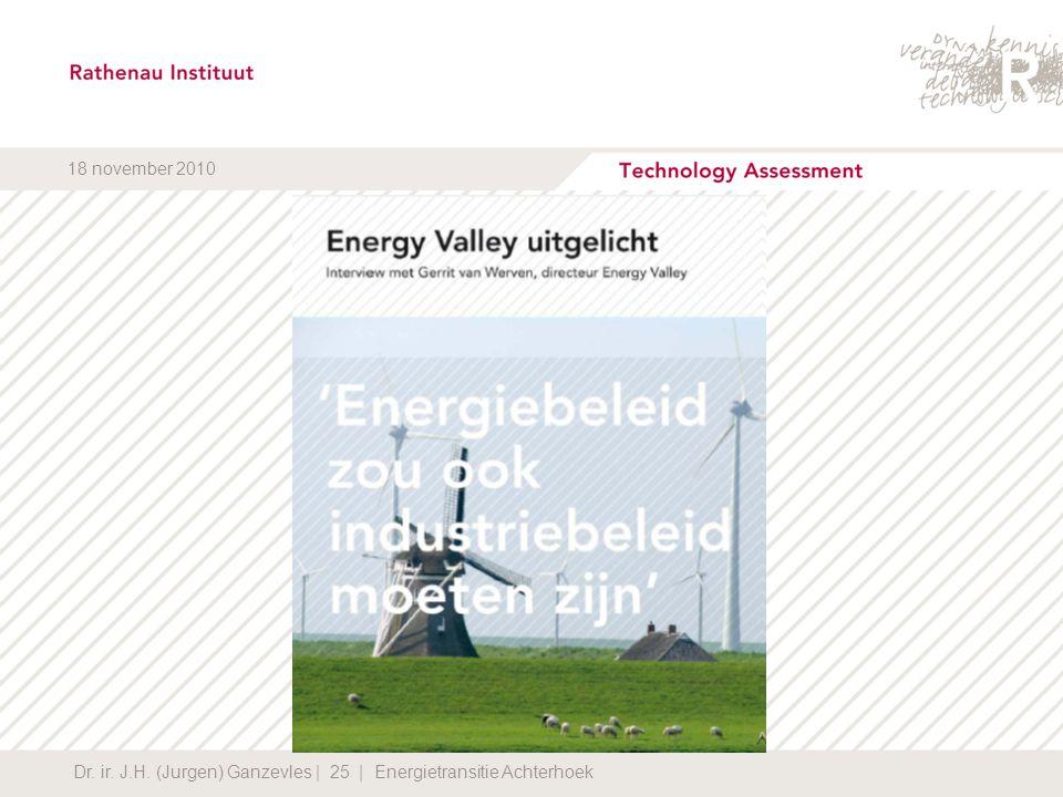 Dr. ir. J.H. (Jurgen) Ganzevles | 25 | Energietransitie Achterhoek