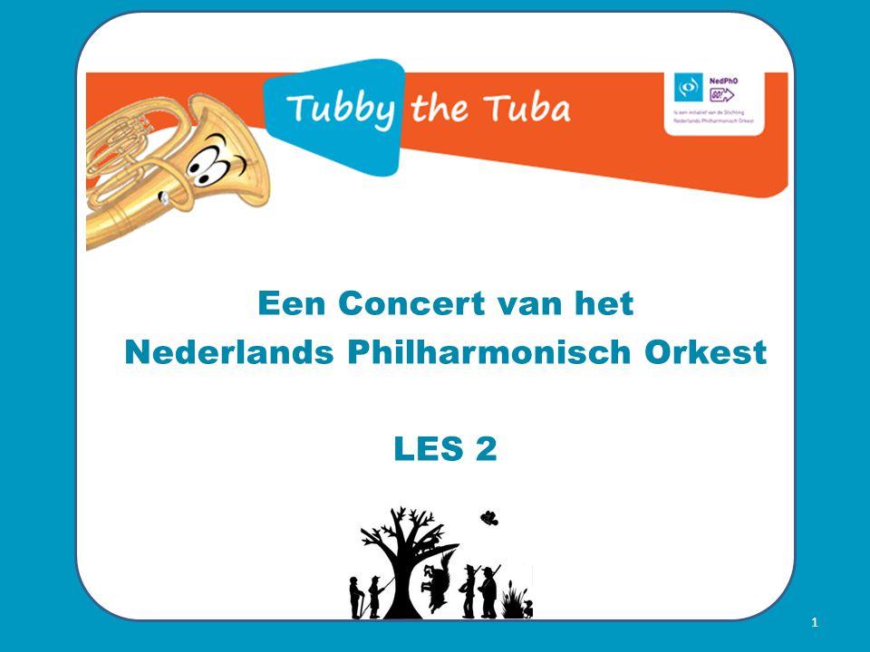 Een Concert van het Nederlands Philharmonisch Orkest LES 2