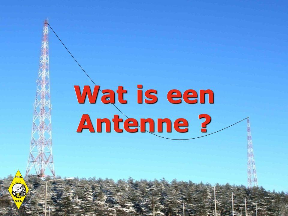 Wat is een Antenne 3