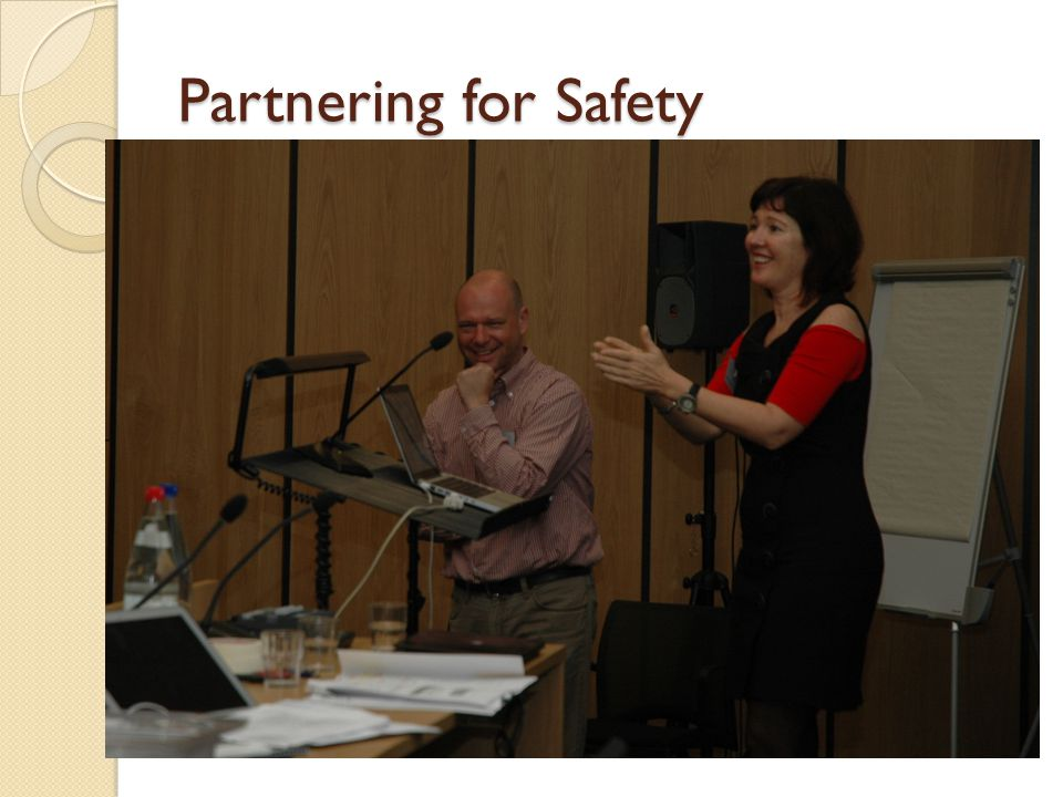 Partnering for Safety