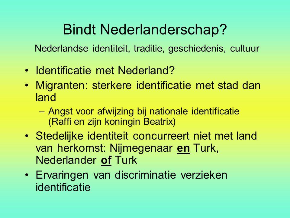 Bindt Nederlanderschap