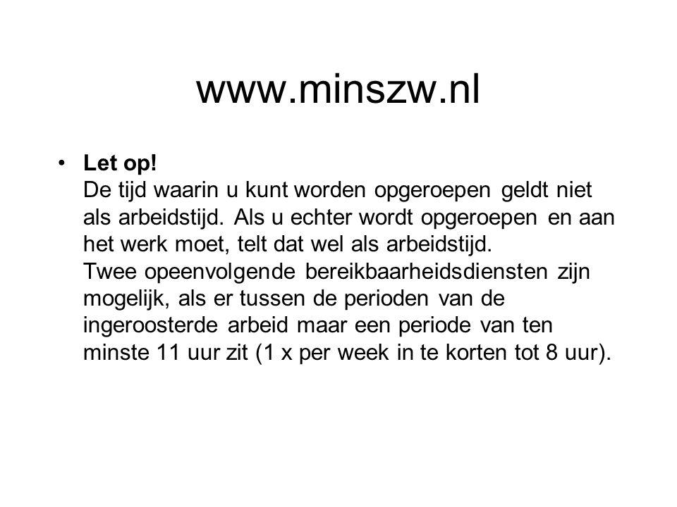 www.minszw.nl