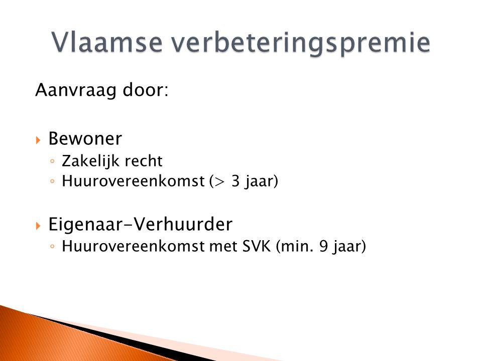 Vlaamse verbeteringspremie