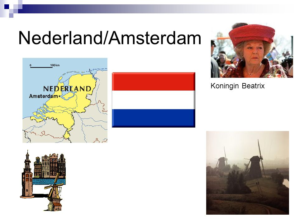 Nederland/Amsterdam Koningin Beatrix