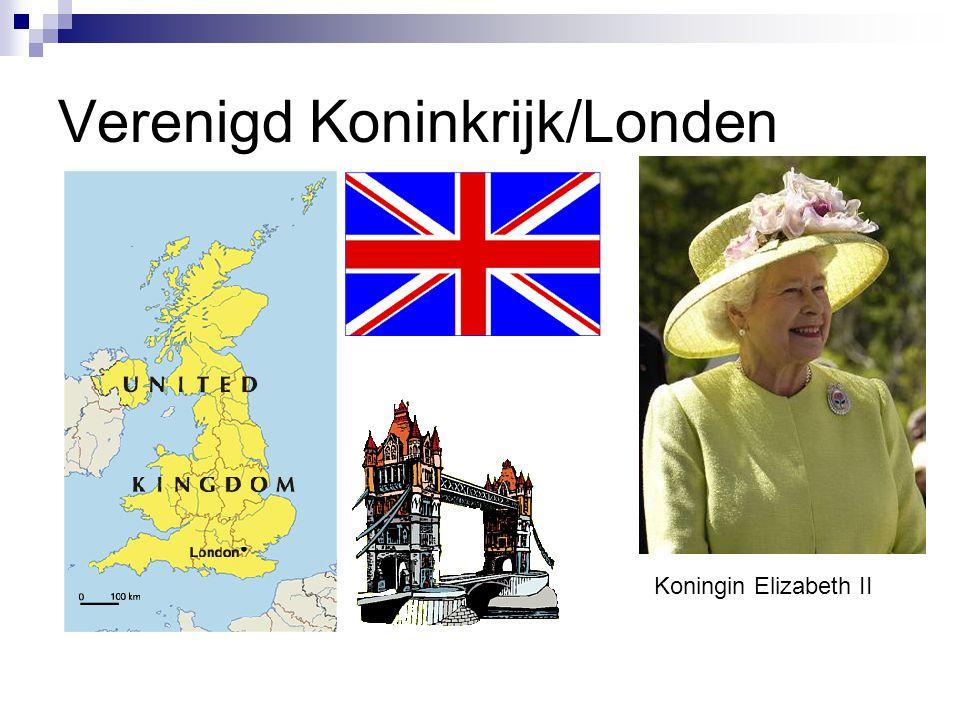 Verenigd Koninkrijk/Londen