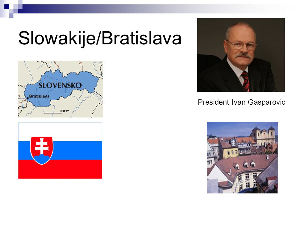 Slowakije/Bratislava