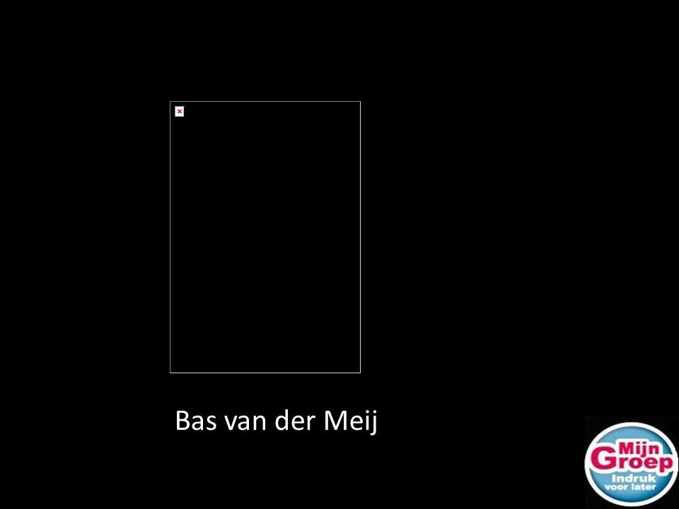 Bas van der Meij