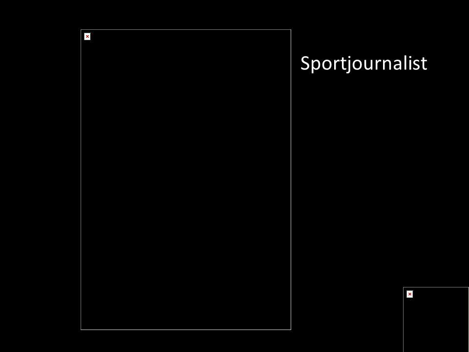 Sportjournalist