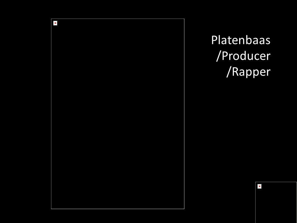 Platenbaas /Producer /Rapper
