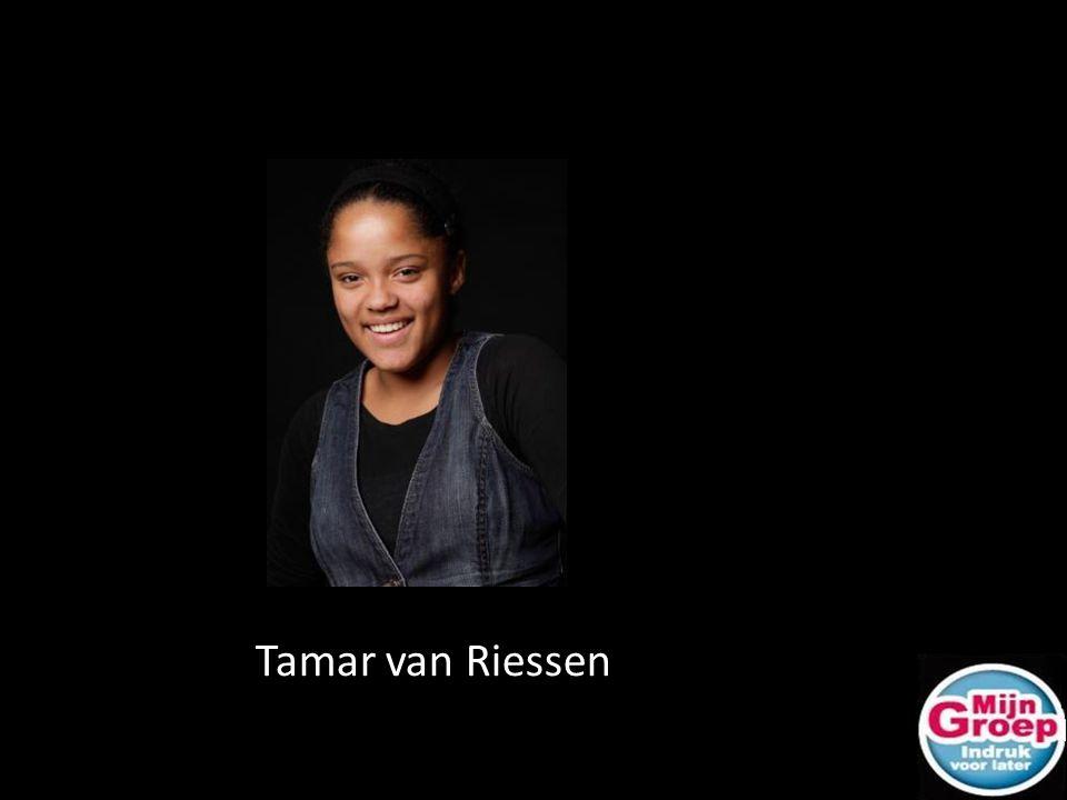 Tamar van Riessen
