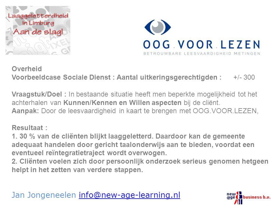 Jan Jongeneelen info@new-age-learning.nl