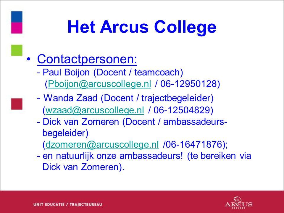 Het Arcus College
