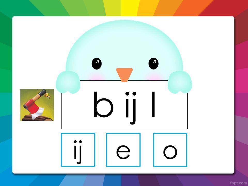 b - l ij ij e o