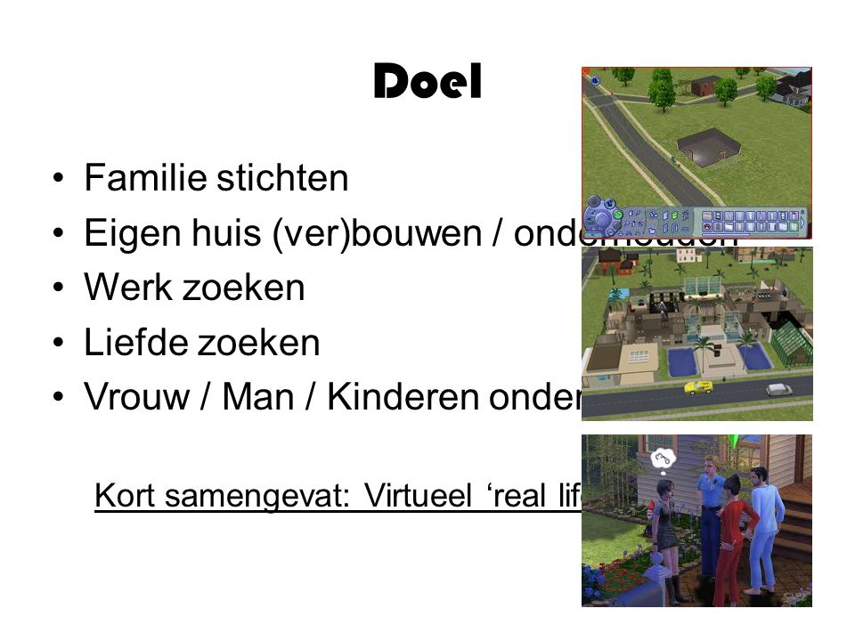 Serious game ppt download for Ver eigen huis