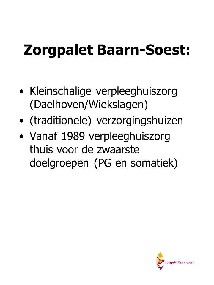 Zorgpalet Baarn-Soest: