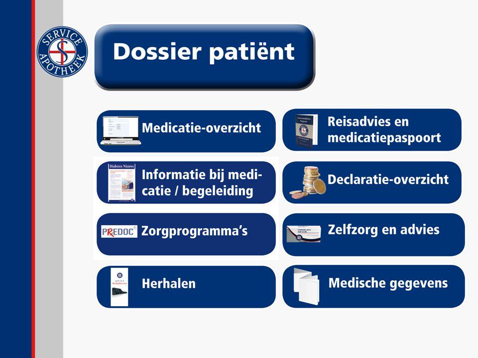 Patiënt heeft eigen online dossier