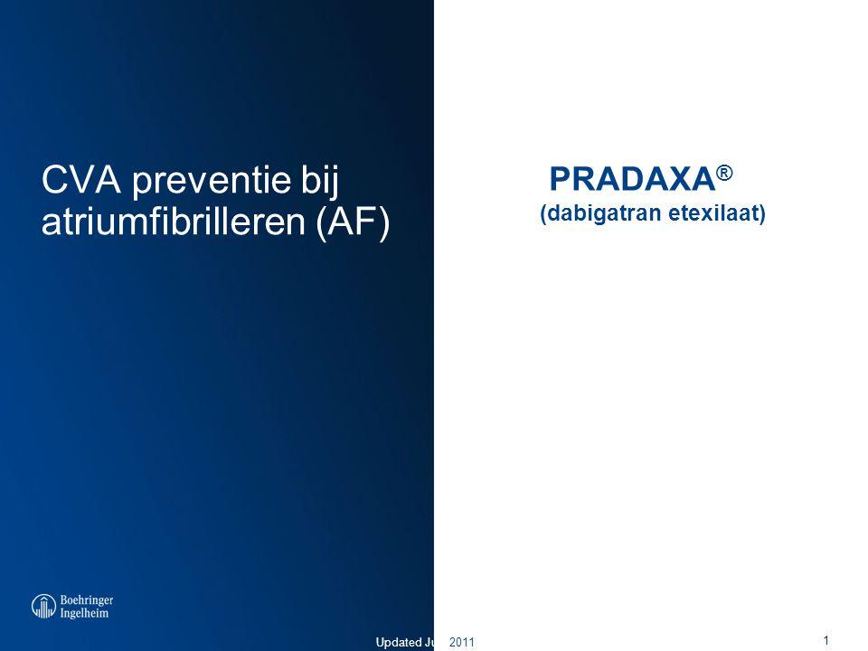 CVA preventie bij atriumfibrilleren (AF)