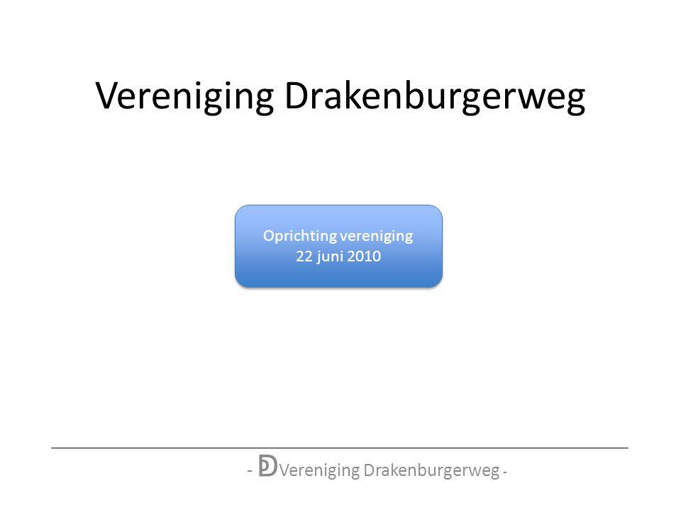 Vereniging Drakenburgerweg